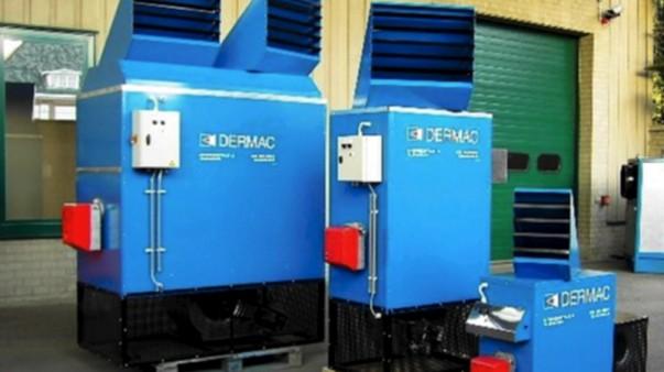 Generator huren gamma